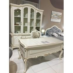 Белый письменный стол в стиле барокко Провен, Китай
