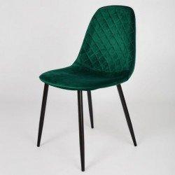 Зеленый велюровый стул Барселона, Китай
