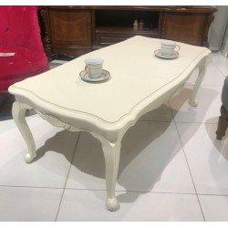 Белый журнальный столик Анабель, ТОП мебель