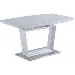 Белый обеденный стол Аврора