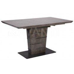 Стол обеденный Флип в цвете вулкано ( керамика )