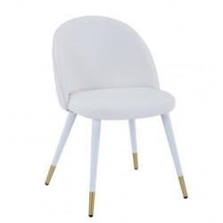 Белый стул в итальянском стиле М-99