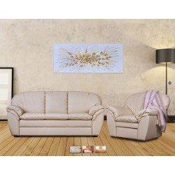 Классическая модель дивана Шарлотта с раскладкой Акнар
