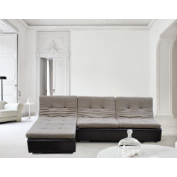Мягкий диван с оттоманко Рэдмонд