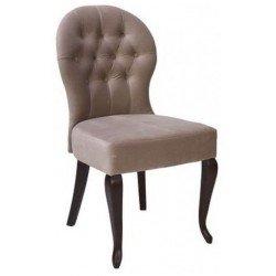 Бежевый мягкий стул Нова