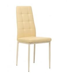 Бежевый кухонный стул Нортон N-66-2 из эко-кожи