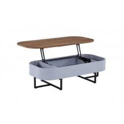 Журнальный стол с нишей для газет и книг СT-15