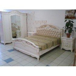 Кровать с мягким изголовьем Беатриче, Китай