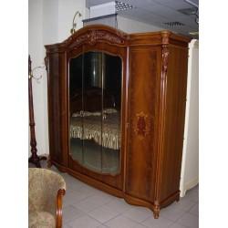 Коричневый шкаф для спальни Беатриче, Китай
