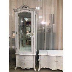 Белый витрины F-1020 в стиле барокко, Китай