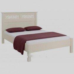 Кровать 1600 с твердым изголовьем Арабеск, Румыния