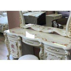 Туалетный столик Афина с цветами