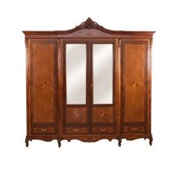 Большой шкаф для одежды в спальню Престиж, Румыния