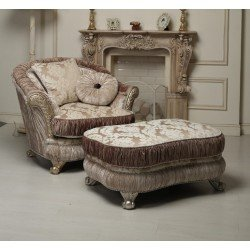 Кресло Лувр, Америка
