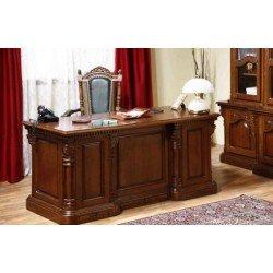 Письменный стол из натурального дерева Кристина, Симекс