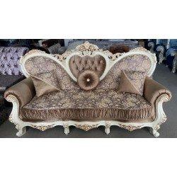 Белый классический диван Наполеон, Китай