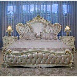 Белая кровать Людовик, Китай