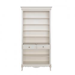 Белая этажерка-библиотека Кьяра, Мобекс