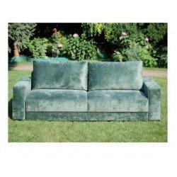 Зеленый раскладной диван Бонн, EGO HOME
