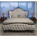 Классическая спальня в цвете темный орех Грация, Энигма