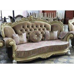 Белый классический диван Посейдон, Китай