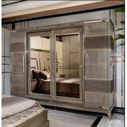 Большой шкаф в зеркалом Лавина, АКМ