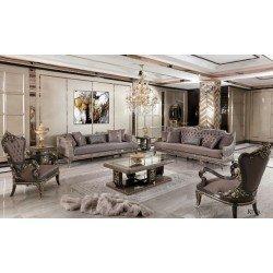 Мягкий комплект мебели в гостиную Рива, АКМ
