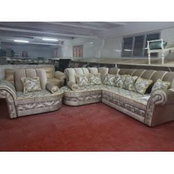 Угловой диван с 1 креслом Восток