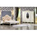 Белая классическая мебель для спальни Виттория, Фортуна Мебель