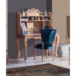 Письменный стол с надстройкой в детскую комнату Гранд