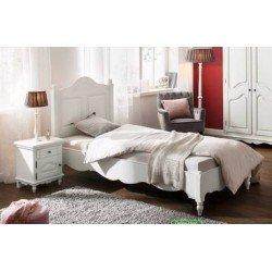Детская кровать 90 см. в стиле Прованс