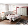 Румынская коллекция мебели для спальни Люберон в стиле Прованс
