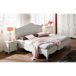 Кровать 1400 ( полуторная ) в спальню Люберон, Прованс