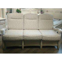 Серый диван в стиле прованс Рома, Румыния