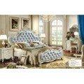 Белый мебельный гарнитур для спальни Версаль в стиле барокко