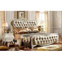 Двухспальная кровать в королевском стиле Афродита