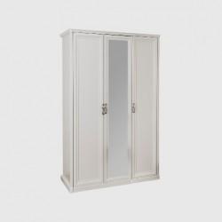 Белый шкаф на 3 двери Белла( Роял)