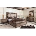 Коллекция мебели для спальни в стиле АРТ- Деко Сопрано
