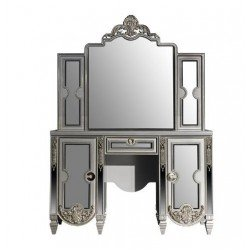 Туалетный стол с зеркалом для спальни Монакко MAZZ