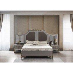 Кровать с подъемным механизмом Версаче