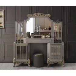 Элитный блестящий туалетный столик Версаче