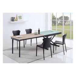 Стеклянный стол Maestro