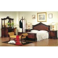 Кровать 1800 из массива Карпентер 208, Испания