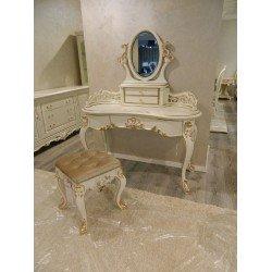Малый туалетный стол с зеркалом Шампань, Энигма