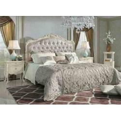 Кремовая классическая кровать 1800 PROVENCE,ENIGMA