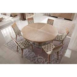 Большой круглый обеденный стол SUNRISE,GIORGIO COLECTION