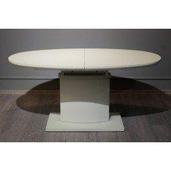 Круглый обеденный раскладной стол ТОМ-2. Италия