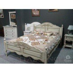 Кровать в спальню в стиле Прованс, Украина
