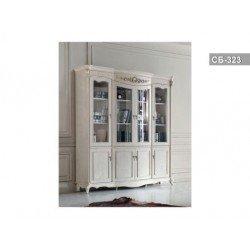 Библиотечный шкаф в кабинет Севастьян, LIVS