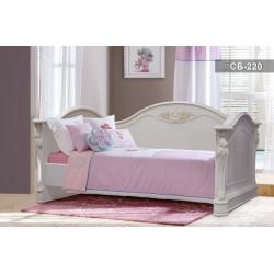 Классическая детская кровать Себастьян 220, Ливс